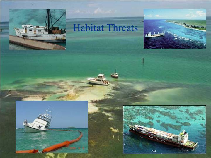 Habitat Threats