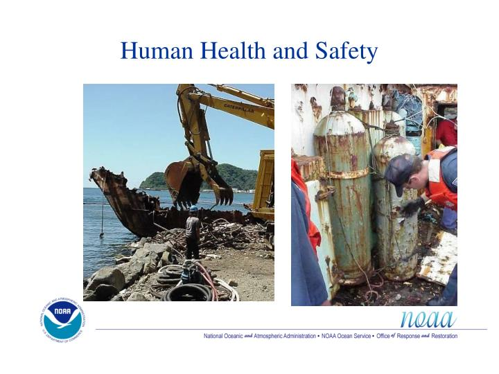 Human Health and Safety