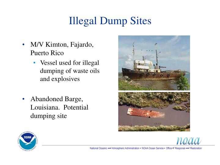 Illegal Dump Sites