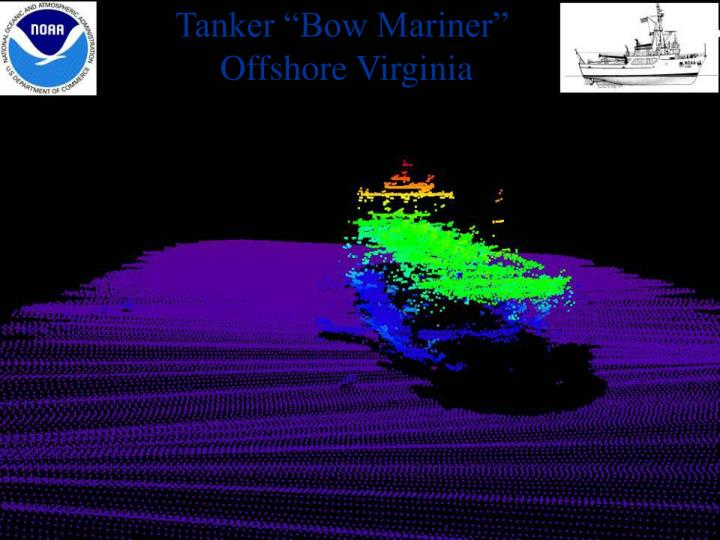 """Tanker """"Bow Mariner"""""""