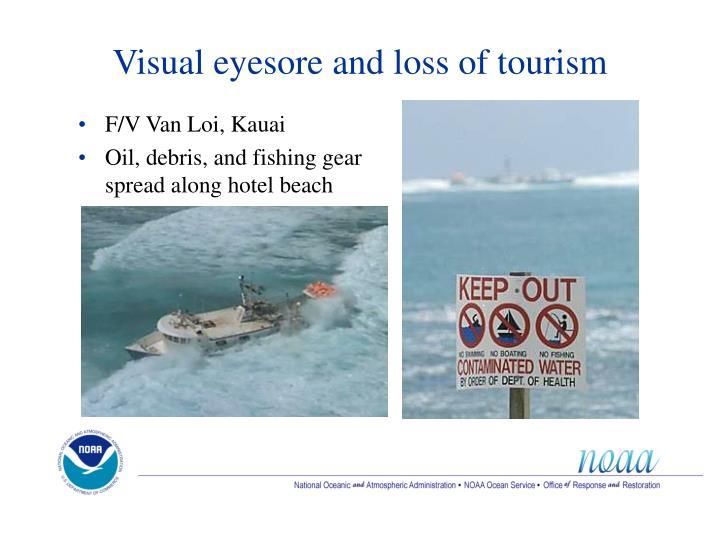 F/V Van Loi, Kauai