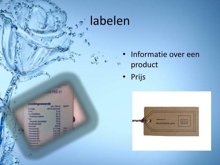 labelen