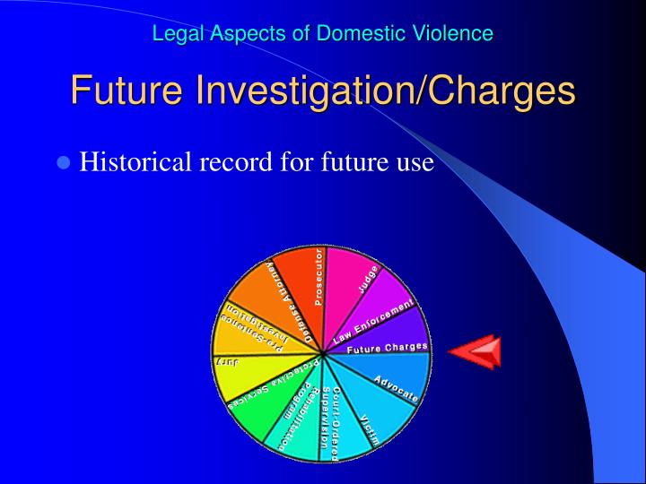 Future Investigation/Charges