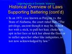historical overview of laws supporting battering cont d2