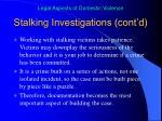 stalking investigations cont d1