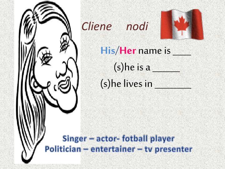 Cliene