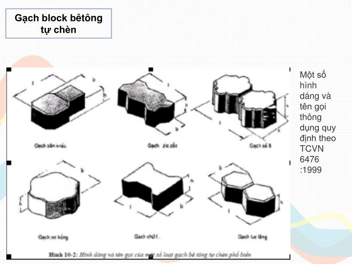 Gch block b