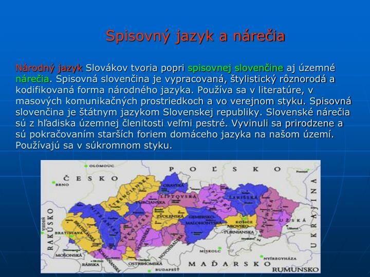 Národný jazyk