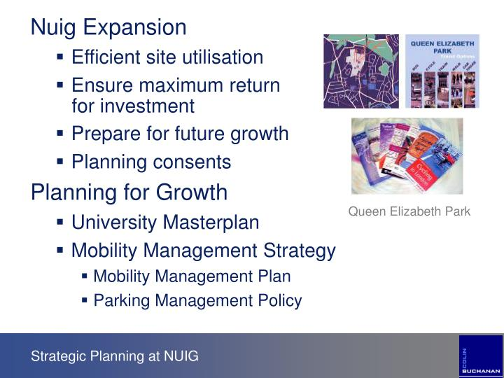 Nuig Expansion