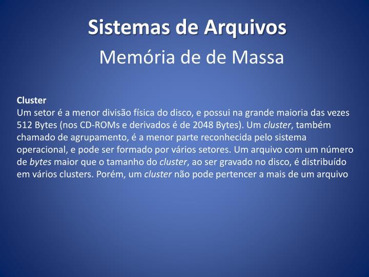 Memória de