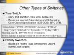 other types of switches
