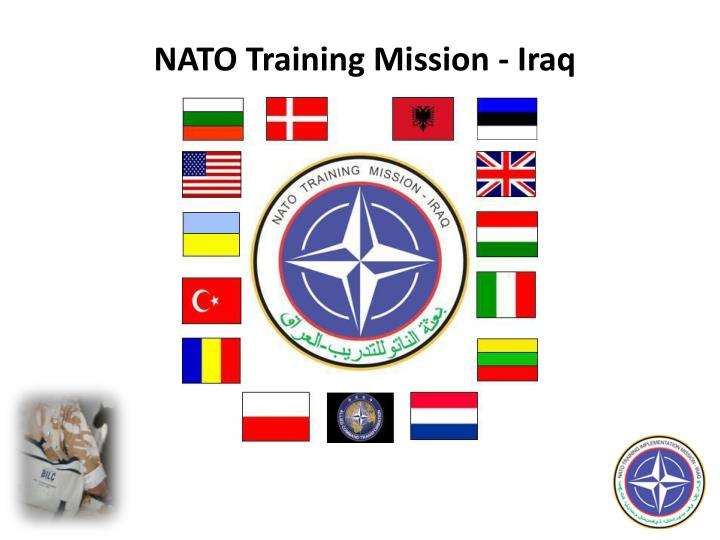 NATO Training Mission - Iraq