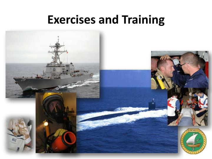 Exercises and Training