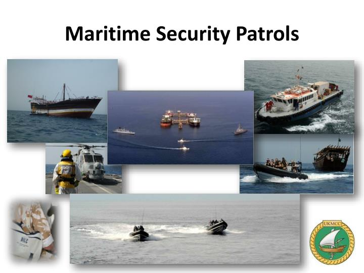 Maritime Security Patrols