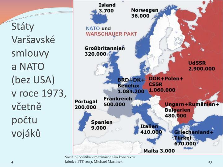 Státy Varšavské smlouvy
