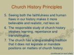 church history principles2