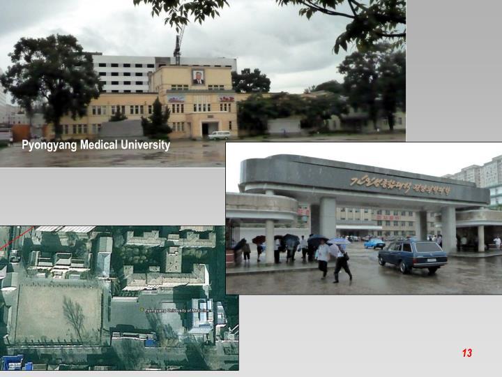 Pyongyang Medical University
