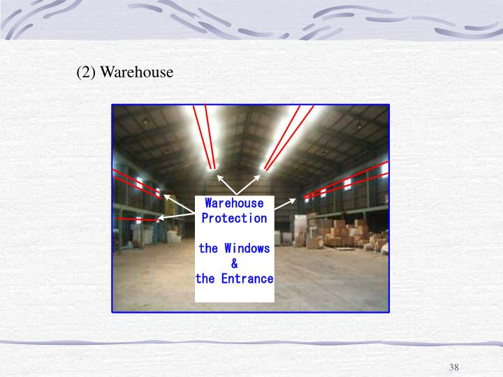 (2) Warehouse