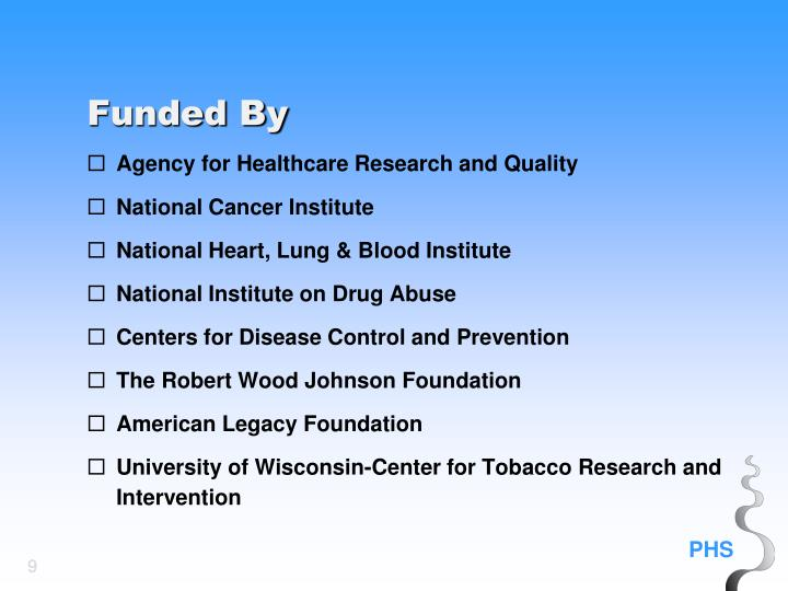 Funded By