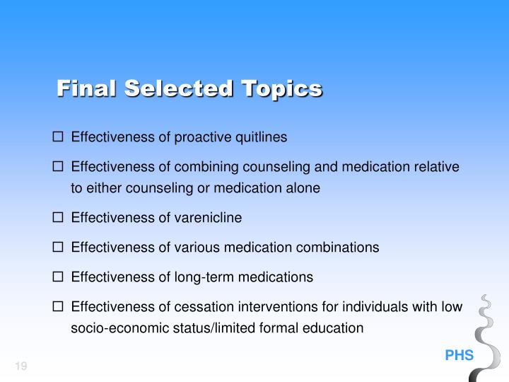 Effectiveness of proactive quitlines
