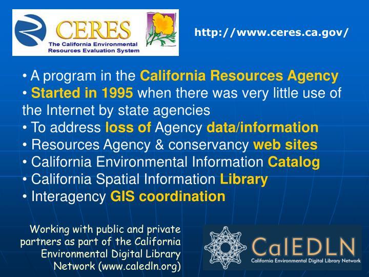http://www.ceres.ca.gov/