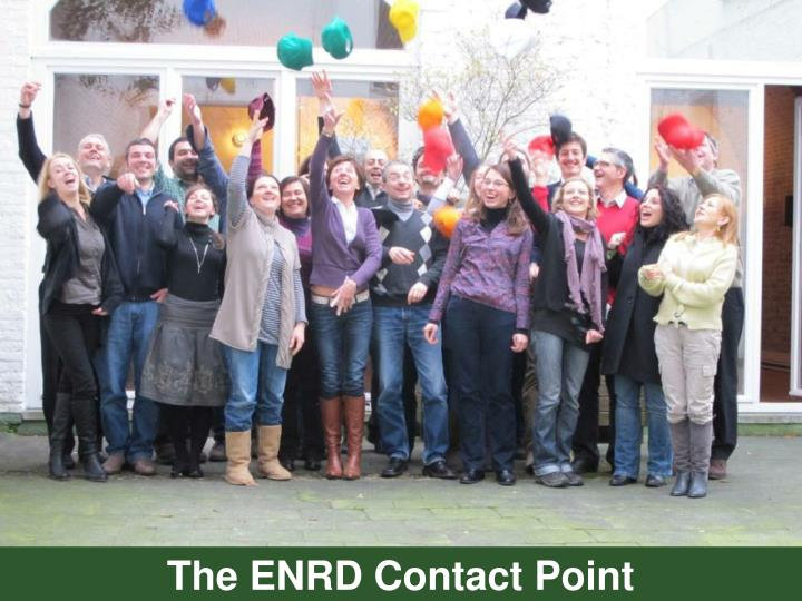 The ENRD Contact Point