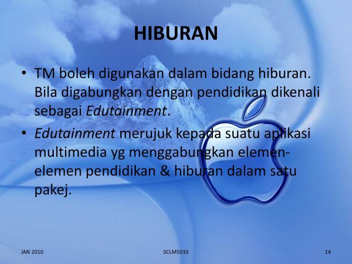 HIBURAN