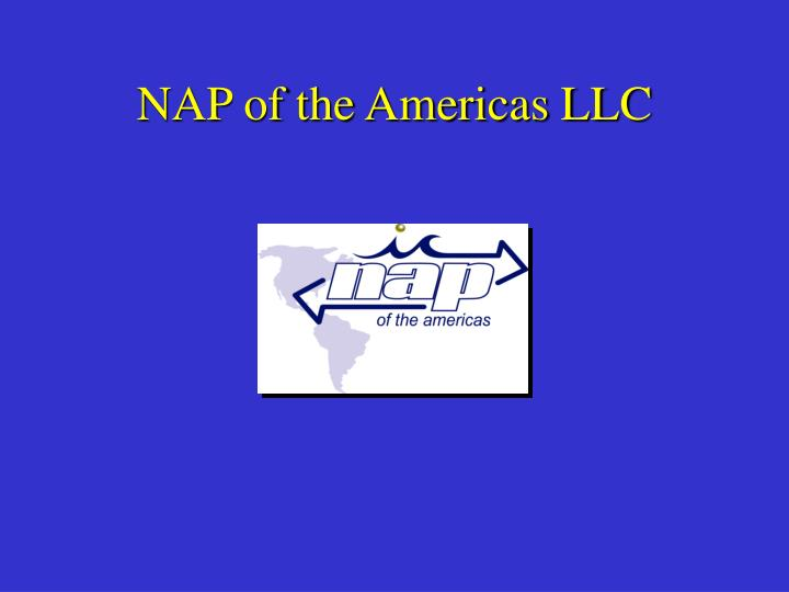 NAP of the Americas LLC