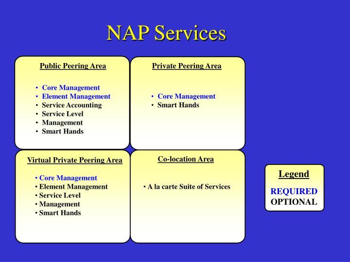 NAP Services