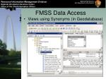 fmss data access12