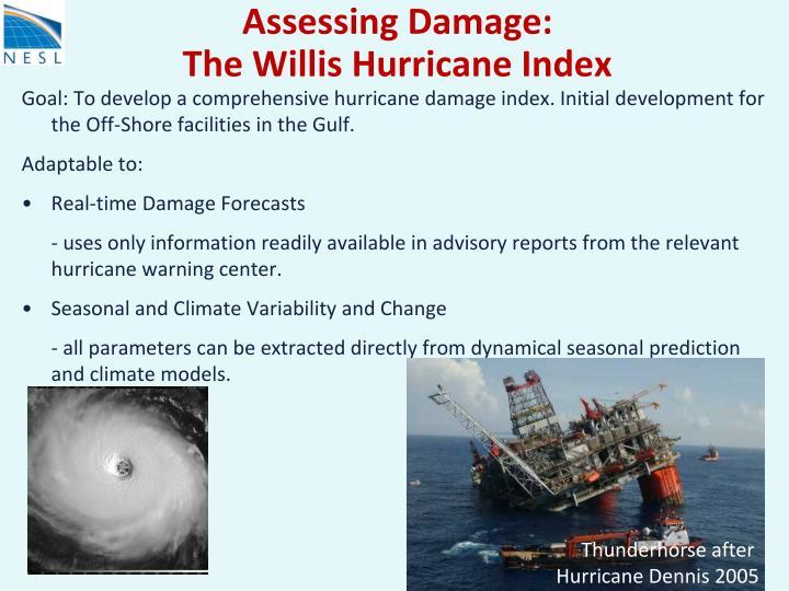 Assessing Damage: