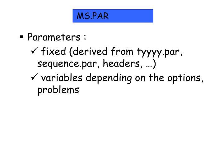 MS.PAR