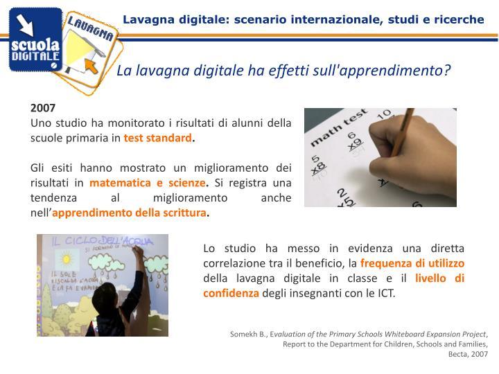 Lavagna digitale:
