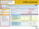 zfbc continued