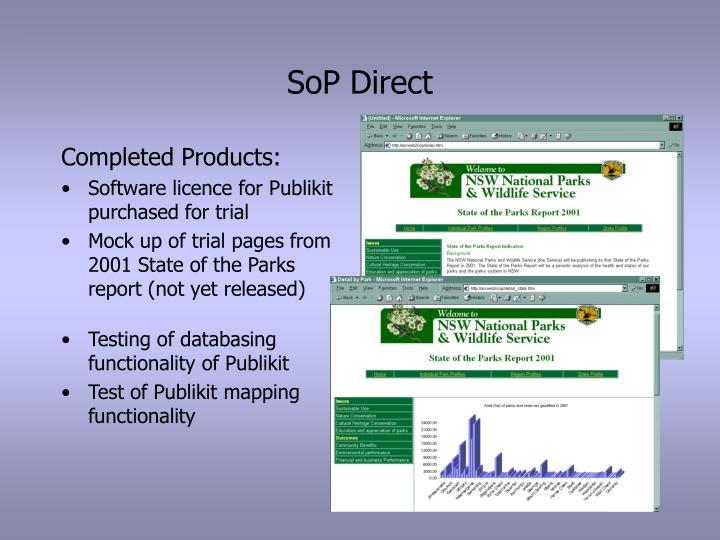 SoP Direct