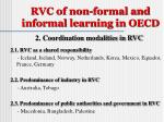 rvc of non formal and informal learning in oecd2
