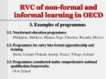 rvc of non formal and informal learning in oecd3