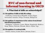 rvc of non formal and informal learning in oecd5