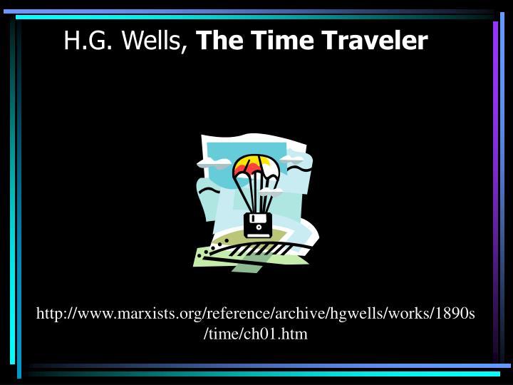 H.G. Wells,