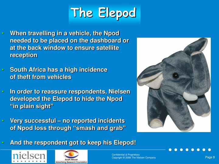 The Elepod