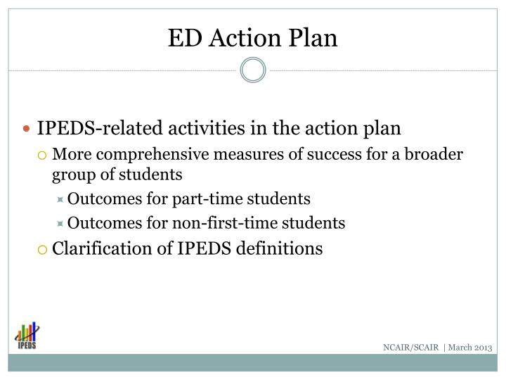ED Action Plan