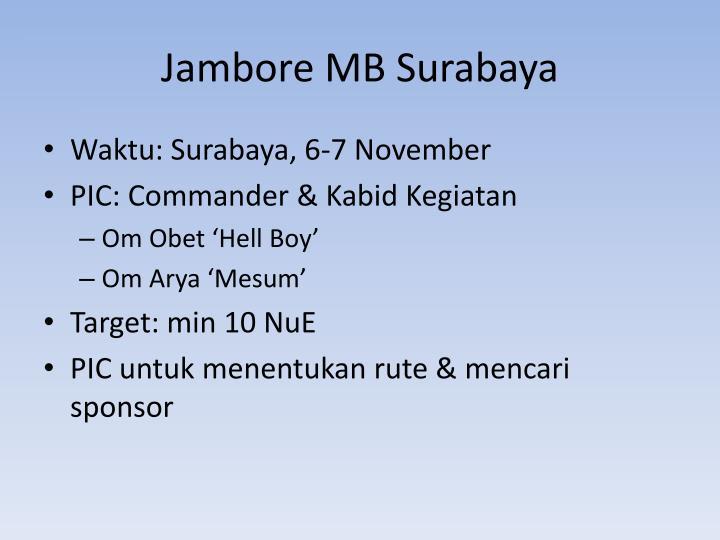 Jambore