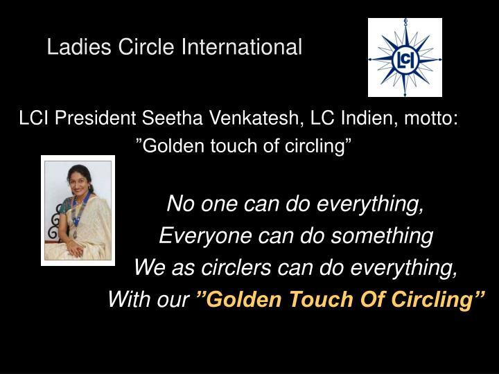 Ladies Circle International