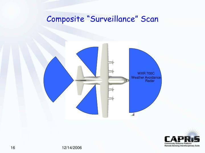 """Composite """"Surveillance"""" Scan"""