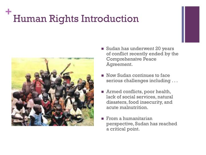 Human Rights Introduction