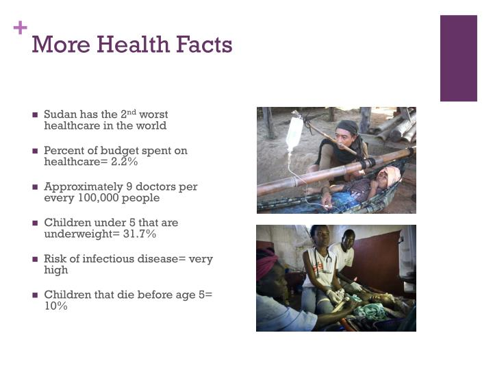 More Health Facts
