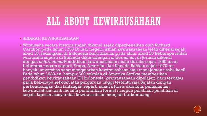 All about kewirausahaan1