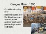 ganges river 1896