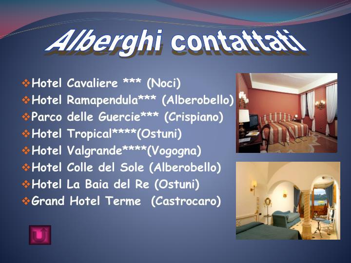Ppt impresa formativa simulata powerpoint presentation for Tropical hotel ostuni