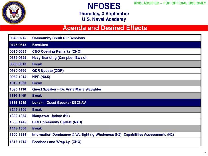 NFOSES